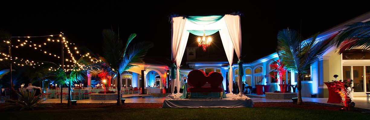 Wedding Lighting Miami